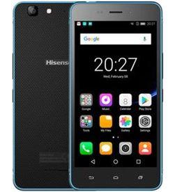 Terminal libre Hisense C30LITELW, azul Smartphones - C30LITELW
