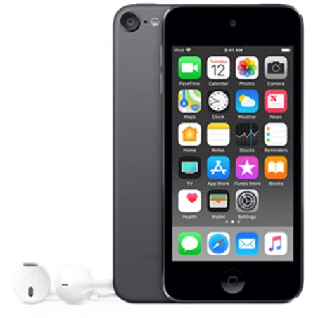Ipod touch Apple 32gb space grey new edition MKJ02PY/A