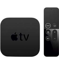 Reproductor audio/video Apple tv 4k 32gb negro MQD22HY/A - MQD2