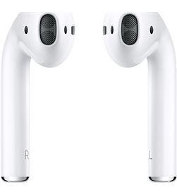 Auricular Apple airpods inalanbrico bluet. blanco MMEF2ZMA - MMEF2ZM_A