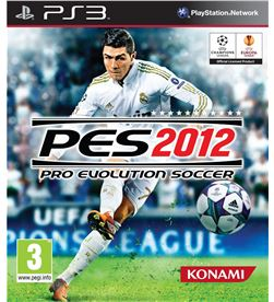 0000371 joc ps3 pro evolution soccer 2012 41865 Juegos - 41865