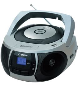 Radio cd bluetooth Nevir nvr481pt NVR-481UBNEGRO Radio y Radio/CD - NVR481PT