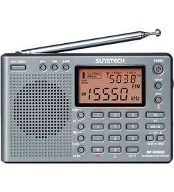 Radio digital multiban.Sunstech RPDS800titanium Radio Radio/CD - RPDS800TITANIUN