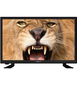 Nevir tv led 20'' NVR-7412-20HD tdt hd TV Led hasta 23'' - 02164058