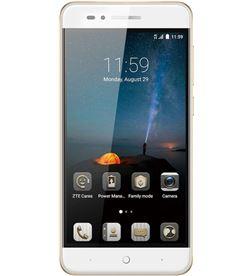 Todoelectro.es teléfono libre zte blade a612 5'' hd ips 4g 16/1gb oro ztebladea612_or - BLADEA612_ORO
