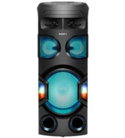 Altavoz trolley bluetooth 360º Sony mhc-v72 cd/dvd/usb/hdmi/led/micrófono MHCV72D_CEL - SONMHCV72D_CEL