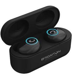 Auriculares inalámbricos bluetooth true wireless Brigmton bml16 manos libre BML16N - BRIBML16N