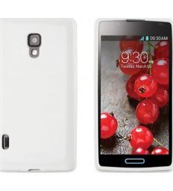 Muvit funda minigel blanca lg l7 ii muski0208 Accesorios telefonia - MUSKI0208