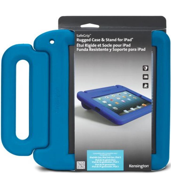 Funda Kensington safegrip ipad retina azul K67793EU - 18057099-ACCO-K67793EU-1-17