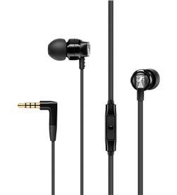 Sennheiser 508593 auriculares boton cx300s microfono control remoto negro - 508593