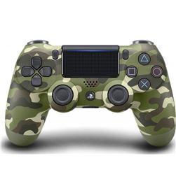 Mando Sony ps4 dualshock 4 v2 verde camuflaje 9894957 - 9894957