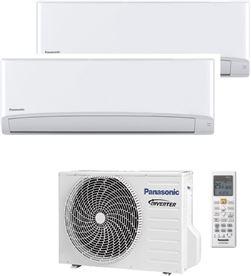 Aire 2x1 2150/3010f/c inv Panasonic KIT2TZ2535TBE blanco a++ - KIT2TZ2535TBE