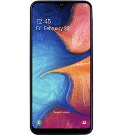 Movil Samsung galaxy a20 5.8'' 3gb ram 32gb 13/5mp + 8mp azul SM-A202FZBDPHE - SM-A202FZBDPHE
