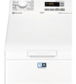 Lavadora carga superior  Electrolux ew6t5621ai 6kg 1200rpm blanca a+++ 913118513 - 913118513