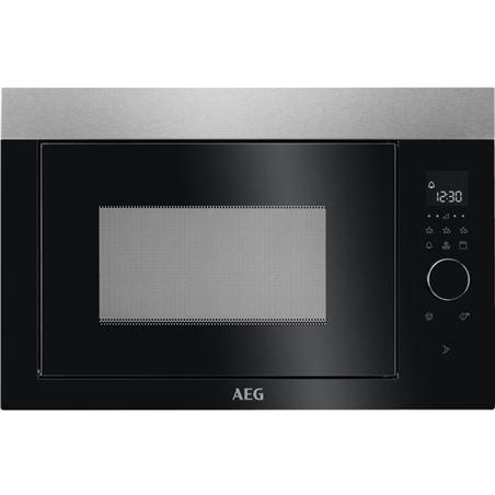 Microondas con grill  integrable  Aeg mbe2657dem inox AEGMBE2657DEM