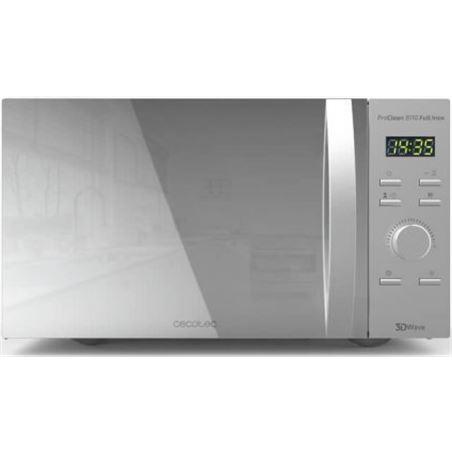 Microondas Cecotec proclean 8110 28l grill inox 01542