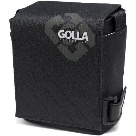 Bossa camera shadow g782 tamany s negra Golla GOCP010