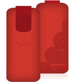 Puro funda nabuk ipod nano 5g vermella nbf3012 - NBF3012