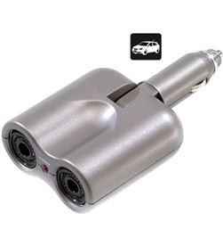 0001011 27840/CPM02N adaptador encenedor cotche 2x1 vivanco 27840 - 27840-CPM02N