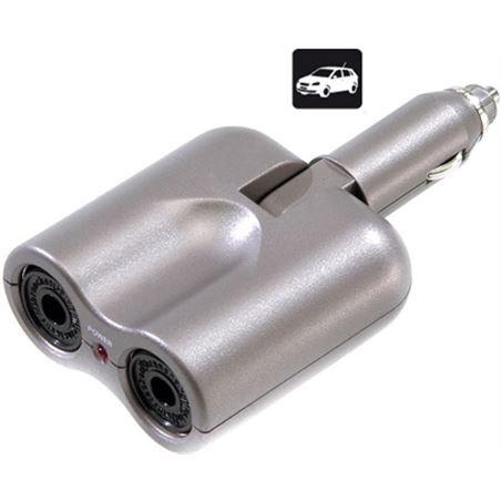 0001011 adaptador encenedor cotche 2x1 vivanco 27840 27840/cpm02n