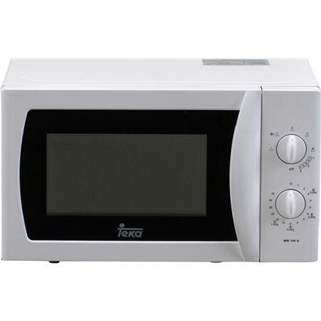 Teka microondas con grill  mw 190g blanco (19 l.) mw190gbl