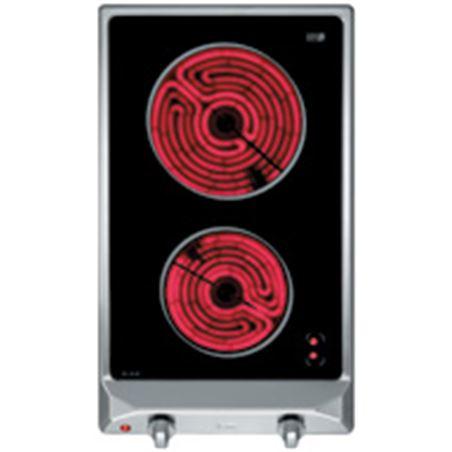 0001040 domino vitro teka vm 30 2p-t2focs 30cm marc inox 10208010