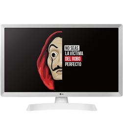 Tv led 61 cm (24'') Lg 24tl510w hd smart tv blanco 24TL510SW - LG24TL510SW