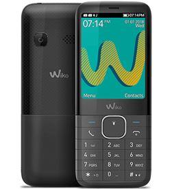 Teléfono libre Wiko riff 3 plus 6,10 cm (2,4'') cámara bluetooth fm micro sd RIFF3PLUSBLACK - WIKRIFF3PLUSBLACK