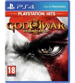 Play juego ps4 god of war 3 hits 9993797 Consolas - SPS9993797