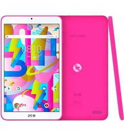 Tablet Spc lightyear 20,32 cm (8'') hd ips 16/2gb rosa 9744216P - 8436542856454