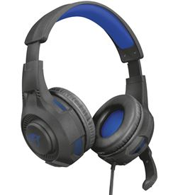 Auricular  gaming para ps4 Trust gxt 307b ravu azul 23250 - TRU23250