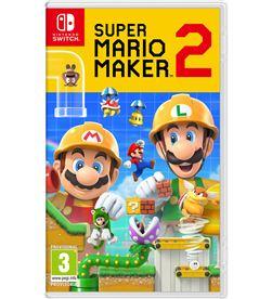 Juego Nintendo switch super mario maker 2 10002137 - 0045496424381