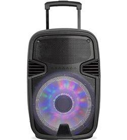 Altavoz portatil Sakkyo NPL2215DSP 15'' bateria recargable 80w rms bluetooth - 8401551009467