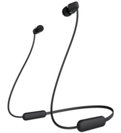 Sony wi-c200 negro auriculares inalámbricos de botón in-ear bluetooth WI-C200 BLACK - +21007