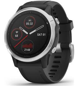 Garmin FÉNIX 6S PLATA negro con correa negra 42mm smartwatch premium multid - +21231