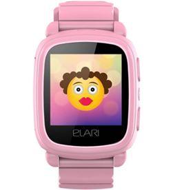 Todoelectro.es elari kidphone 2 rosa reloj inteligente smartwatch para niños con localizac kidphone2 rosa - +20126