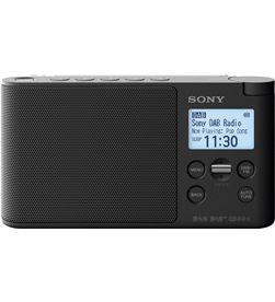 Sony XDR-S41D NEGRO radio dab/dab+ portátil con pantalla lcd presintonías d - +98120