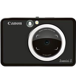 Canon zoemini s negro cámara 8mpx impresora instantánea 5x7.6cm ZOEMINI S BLACK - +20514