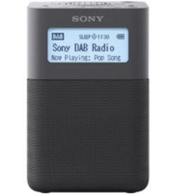 Sony XDR-V20D NEGRO radio dab/dab+ portátil con altavoces incorporados y ba - +98076