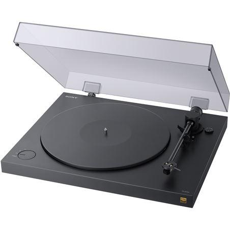 Tocadiscos Sony PSHX500 hi-res audio y usb
