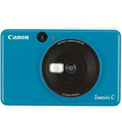 Canon zoemini c azul marino cámara 5mpx impresora instantánea 5x7.6cm ZOEMINI C SEASI - +20754