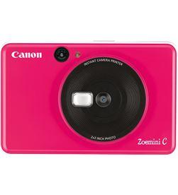 Canon ZOEMINI C BUBBL zoemini c rosa chicle cámara 5mpx impresora instantánea 5x7.6cm - +20753