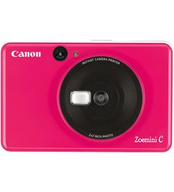 Canon zoemini c rosa chicle cámara 5mpx impresora instantánea 5x7.6cm ZOEMINI C BUBBL - +20753