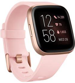 Fitbit FB507RGPK VERSA 2 rosaire acondicionado luminio smartwatch reloj de salud y forma fí - +21309