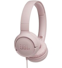 Jbl tune 500 rosa auriculares pure bass cable plano sin enredos TUNE 500 PINK - +21195