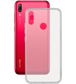 Funda flex tpu Huawei y7 2019 transparente ksix B0796FTP00 - CONB0796FTP00