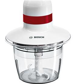 Bosch picadora/chopper, 400w; blanco y rojo. mmrp1000 - MMRP1000