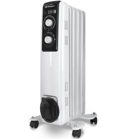 Radiador aceite Orbegozo RF1000 5 elementos 1000w Estufas Radiadores - RF1000