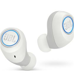 Jbl FREE X TWS BLANco auriculares inalámbricos con micrófono integrado y fu - +21383