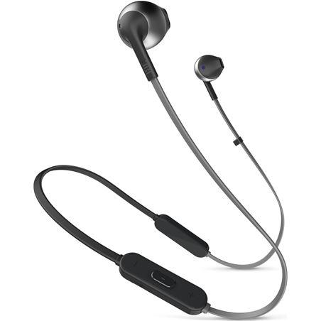 Jbl t205bt negro auriculares ergonómicos con micrófono integrado control re T205BT BLACK - +21379